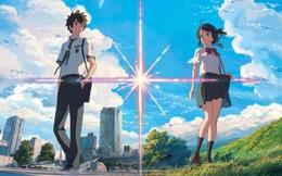 """Tặng vé xem phim hoạt hình bom tấn Nhật Bản """"Your Name"""""""