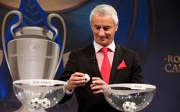 Nghi vấn lễ bốc thăm Champions League lại bị dàn xếp