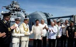 Ông Duterte muốn Nga làm đồng minh và bảo vệ Philippines