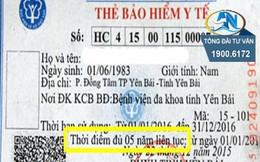 BHXH Việt Nam yêu cầu xử lý sai sót trên thẻ BHYT