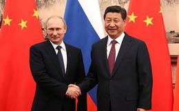 Quan hệ sống còn đặc biệt giữa Nga và Trung Quốc