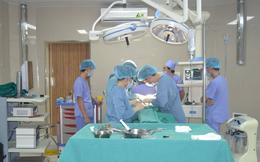 Cứu sống sản phụ vỡ thai ngoài tử cung nguy kịch