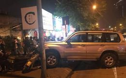 """Hà Nội: Danh tính thanh niên lái ô tô """"điên"""" tông 5 người nhập viện"""