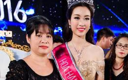 """Mẹ Hoa hậu Đỗ Mỹ Linh: """"Tôi cũng hâm mộ thủ môn Bùi Tiến Dũng"""""""