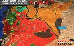 Quân đội Syria ngừng đánh Idlib, sắp giáng đòn diệt IS ở Hama