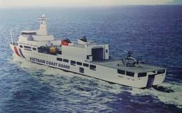 TCT Sông Thu đóng mới 2 tàu DN-4000: Tàu tuần tra lớn và hiện đại nhất của CSBVN