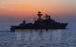 Chuyên gia Nga: Chỉ 4 năm nữa, Nga sẽ lấy lại Địa Trung Hải từ Mỹ