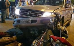 Tạm giữ hình sự tài xế gây nạn liên hoàn trên đường Nguyễn Chí Thanh