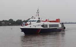 Tàu cao tốc Bến Tre-Vũng Tàu chính thức đi vào hoạt động