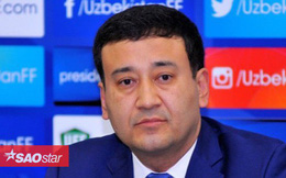 Phó chủ tịch LĐBĐ Uzbekistan tự tin tuyên bố sẽ hạ U23 Việt Nam