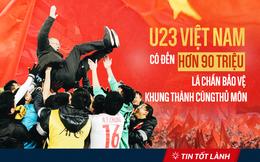 TIN TỐT LÀNH 26/01: Trận chung kết của U23 Việt Nam và chiếc cúp có giá trị gấp triệu lần cúp vàng
