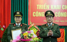 Bổ nhiệm nhân sự: TANDTC, Bộ Công an, Bộ Ngoại giao