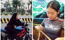 Cô gái Hà Nội có ít người dám làm bạn chỉ vì một sở thích đặc biệt, khác lạ