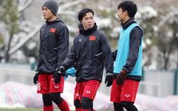 """Thầy trò HLV Park Hang-seo """"đóng cửa luyện công"""", sẵn sàng đánh bại U23 Uzbekistan"""
