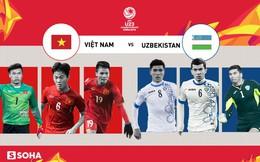 Xuân Trường, Quang Hải & những màn tỉ thí quyết định thắng bại của U23 Việt Nam