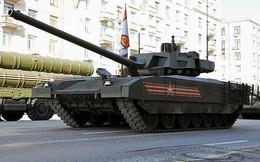 Siêu tăng Armata Nga lắp pháo uy lực nhất thế giới