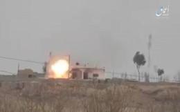 Tên lửa IS lại thất bại trước xe tăng Syria