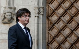 Cựu lãnh đạo Catalonia bị cấm được bầu trở lại