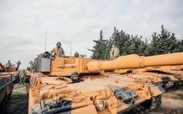 Pháo kích dữ dội, Thổ Nhĩ Kỳ chiếm ngọn núi Tây Bắc Syria