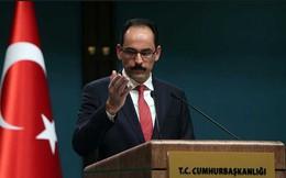 Mỹ-Thổ Nhĩ Kỳ đồng ý giảm căng thẳng