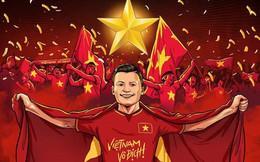 6 bài học dạy con từ U23 Việt Nam