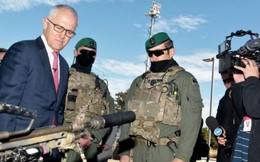 Úc muốn đua vào Top 10 nước xuất khẩu vũ khí