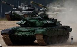 Đâu là sự khác biệt giữa chi tiêu quân sự của Nga và Anh?