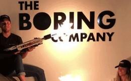 """The Boring Company bắt đầu cho đặt trước súng phun lửa, đích thân Elon Musk """"đóng quảng cáo"""""""