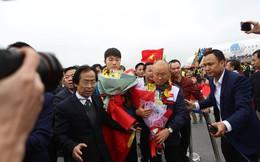VFF nói lý do hủy vé máy bay Vietnam Airlines chặng lượt về của đội U23 Việt Nam