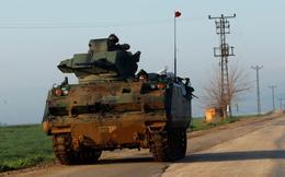 Thổ Nhĩ Kỳ bị tố ném bom napan vào người Kurd ở Syria
