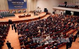 Quốc hội Iraq dỡ bỏ trừng phạt đối với ngân hàng vùng tự trị người Kurd
