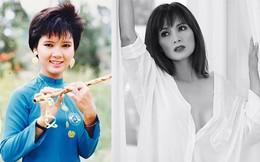 """Vẻ gợi cảm và cuộc sống """"ở ẩn"""" của hoa hậu tóc ngắn đầu tiên của Việt Nam"""
