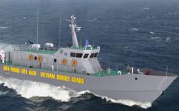 Ngắm mẫu tàu tuần tra cao tốc Ấn Độ đóng cho Việt Nam