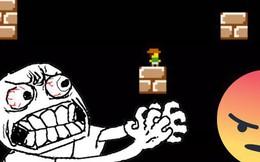 Game Mario phiên bản mới chỉ xem thôi cũng tức đến lộn ruột vì quá khó
