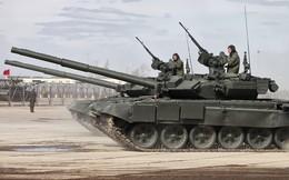 """Thực chiến ở Syria, """"Quái vật"""" T-90 liên tục được lên đời: Siêu tăng T-14 Armata cứ từ từ"""