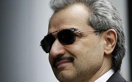 """Vừa được trả tự do, người giàu nhất Trung Đông đã """"bỏ túi"""" 1 tỷ USD"""