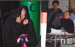 Bị vợ đại gia ly dị, tài tử Hong Kong phát bệnh tâm thần, lang thang trên phố