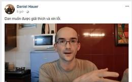 Vợ chồng Daniel Hauer xin được thắp hương xin lỗi Đại tướng Võ Nguyên Giáp