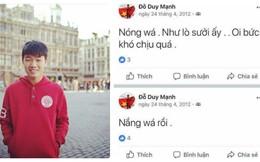 Xuân Trường bị chê híp, Công Phượng dỗi và các biểu cảm bất ngờ của U23 Việt Nam trên MXH