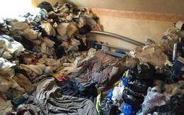 Cho thuê nhà 12 năm, chủ nhà choáng váng khi thấy căn phòng tan hoang như bãi rác