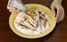 Ăn mặn sướng miệng nhưng tác hại ra sao?