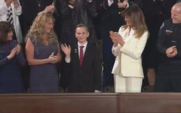 Khách mời danh dự 12 tuổi lay động trái tim Tổng thống Trump và cả nước Mỹ