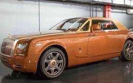 Chiêm ngưỡng Rolls-Royce Phantom Couple Tiger màu 'độc', giá hơn 12,5 tỷ