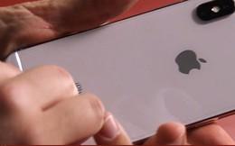Đây là minh chứng cho việc Apple chuẩn bị khai tử iPhone X