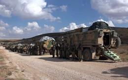 Thổ Nhĩ Kỳ điều tăng thiết giáp chặn quân đội Syria tấn công