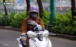Đây là sai lầm dễ mắc của người đi xe máy trong ngày giá rét: Hãy đọc để bảo vệ bản thân