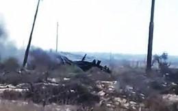 """Xe tăng Mỹ liên tục bị khủng bố IS biến thành """"đống sắt vụn"""""""