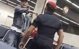 Lời qua tiếng lại, khách Trung Quốc bị nhân viên an ninh sân bay Thái Lan đánh