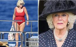 Sau vụ bê bối lộ ảnh gợi cảm tiệc tùng của vợ, Thái tử Charles xuất hiện lẻ bóng, còn đây là tình trạng của bà Camilla
