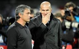 """Trước mắt là 7 ngày """"phán xét"""", Mourinho bất ngờ nhận điện thoại từ Zidane"""